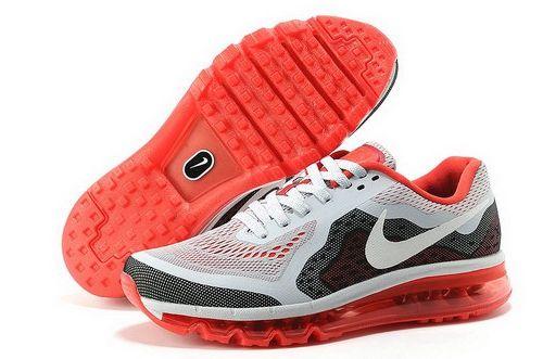 NIKE AIR MAX 2014 Black Sz 11.5 Men Running Shoes