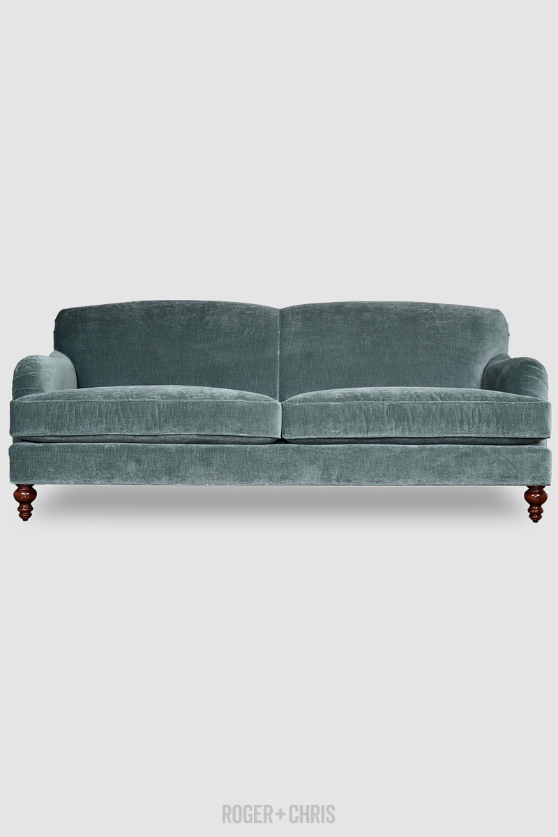 11 English Roll Arm Sofas (and how we picked the one we love) - Mama Bee Makes