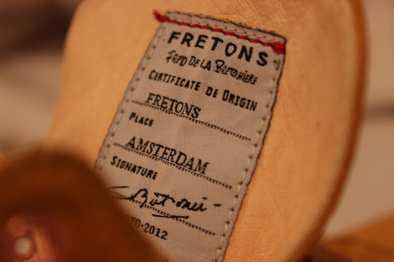 Peanutbutter and Fairytales.: NEW IN ║ Fred de la Bretoniere - Fretons.