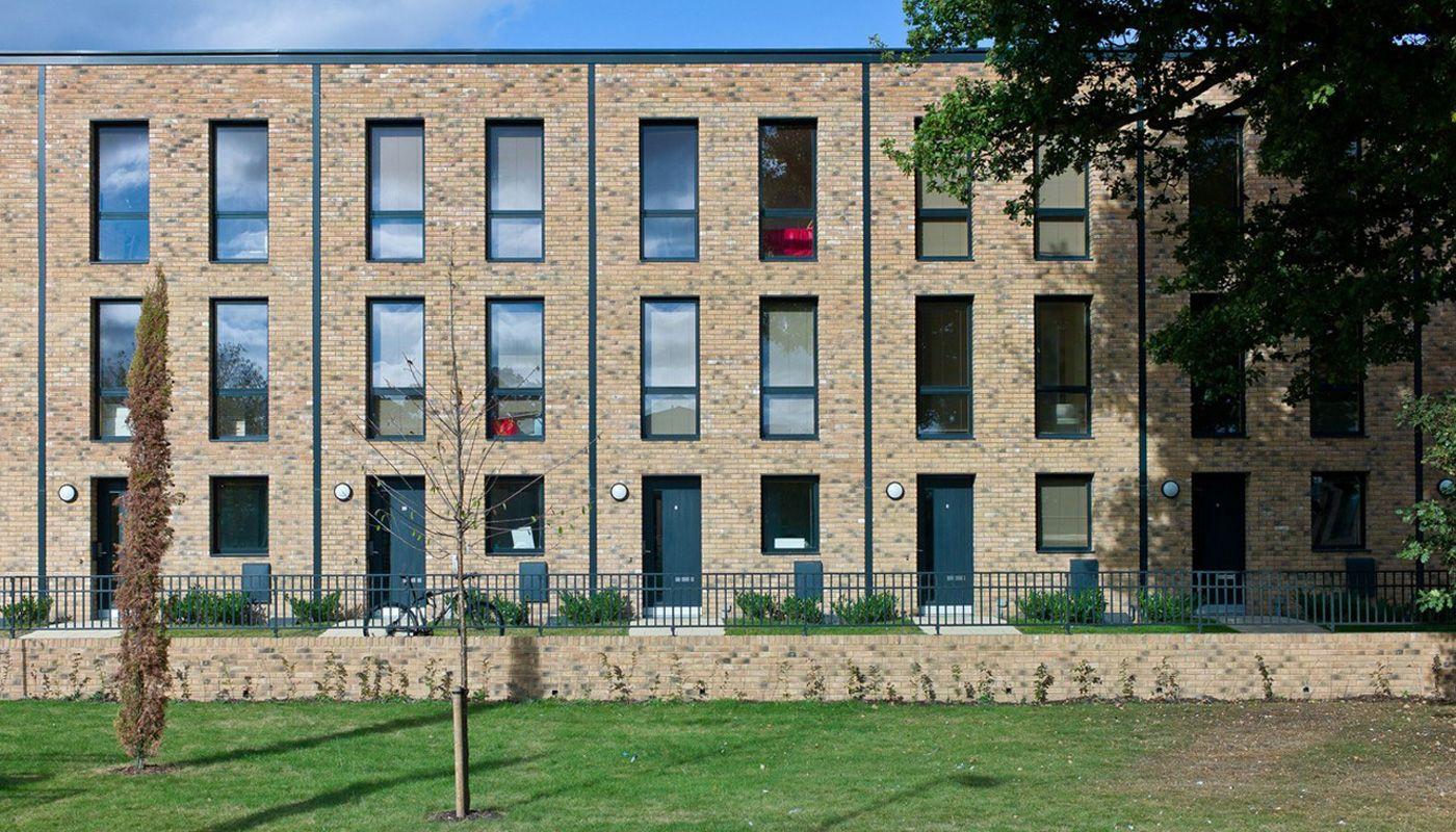 Glenn Howells Architects - NHS Trust Housing, Shrewsbury