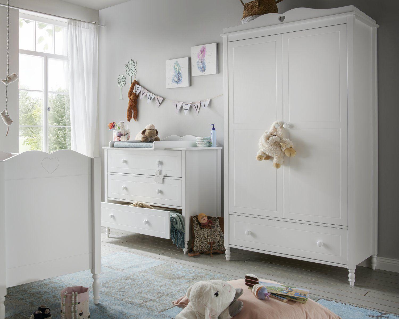 Infanskids Emma Kinderzimmer Kleiderschrank Kinder Zimmer Kleiderschrank Kinderzimmer