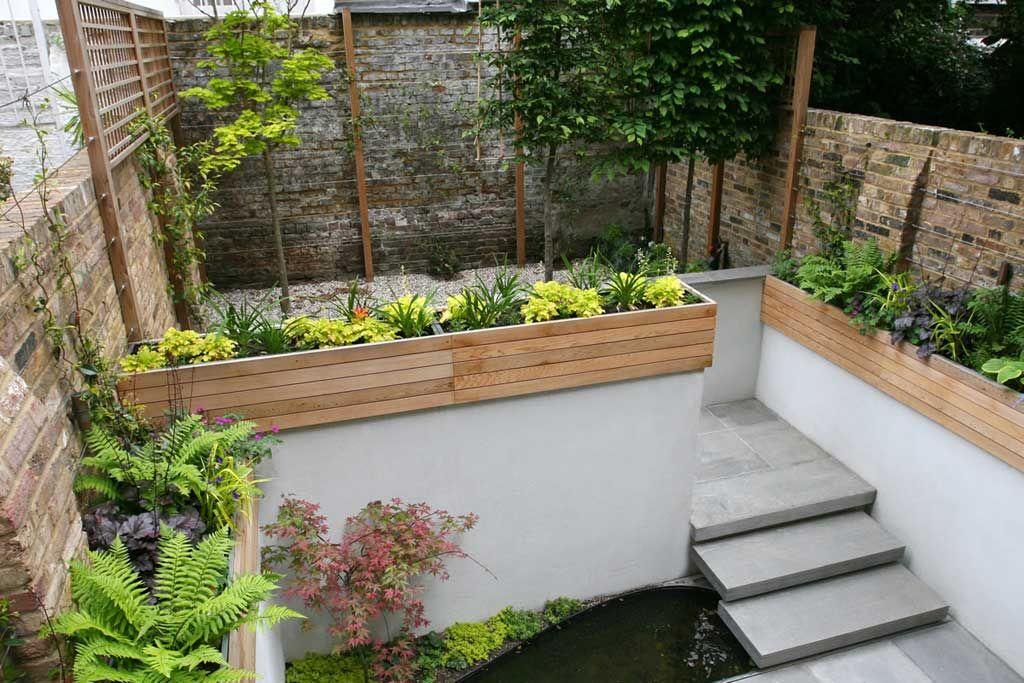 Garden Ideas 2015 Uk cara membuat taman rumah minimalis modern - http://www