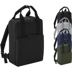 Photo of Bg116 BagBase Twin Handle Backpack BagBase