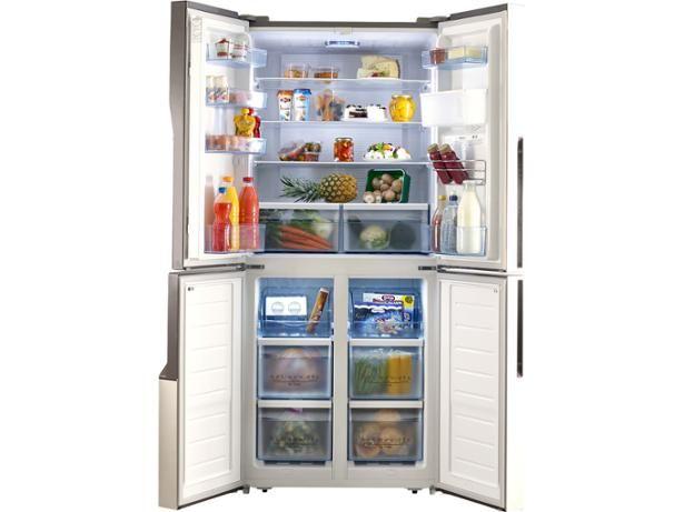Hisense Rq560n4wc1 Home Appliances American Fridge Freezers Kitchen Appliances