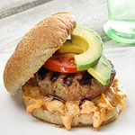 Best Recipes Tested Till Perfect Ground Meat Recipes Burger And Fries Southwest Burger