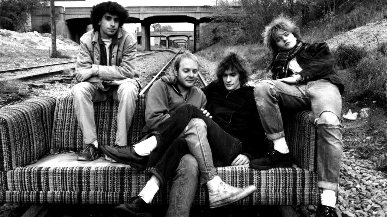 Image result for the replacements band