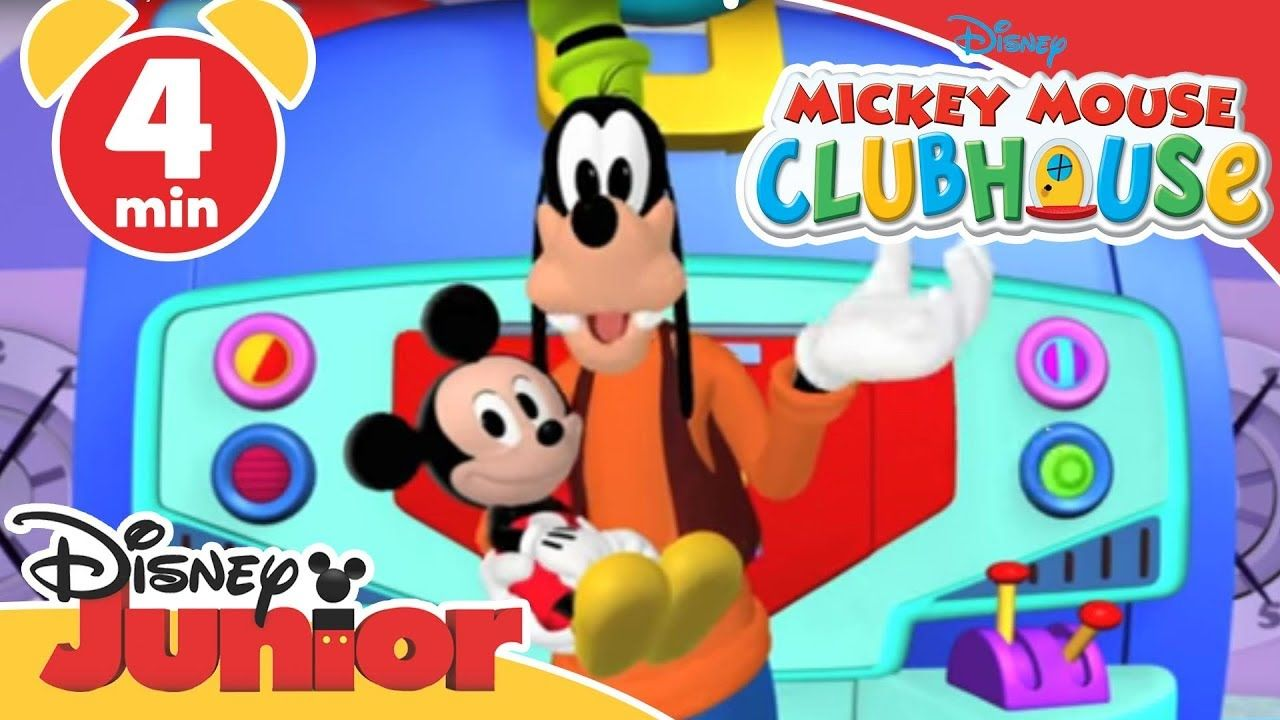 Mickey Mouse Clubhouse Goofy Babysitter Disney Junior Uk Youtube In 2020 Mickey Mouse Wallpaper Mickey First Birthday Mickey Mouse Clubhouse