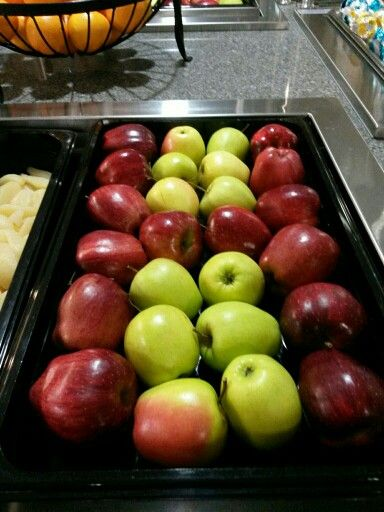 "Holland Power ""H"" apples"