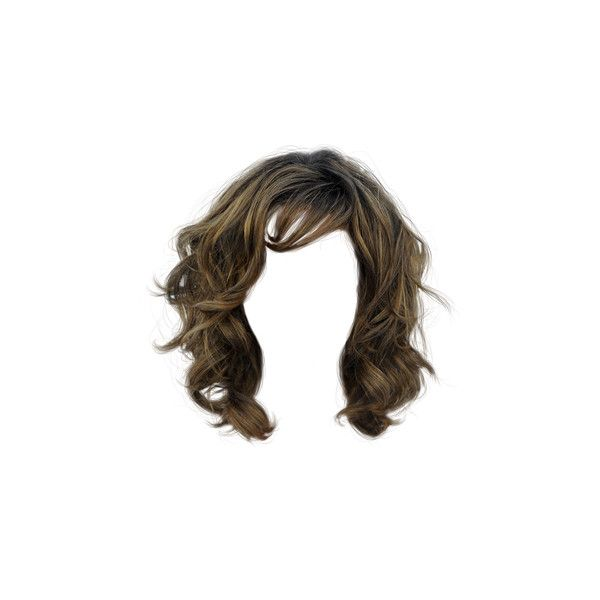 Hairstyles ❤ liked on Polyvore featuring hair, doll parts, wigs, doll hair and hairstyles