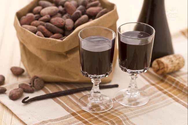 Crema di cacao e vaniglia - Ricetta nel 2020 - Liquori..