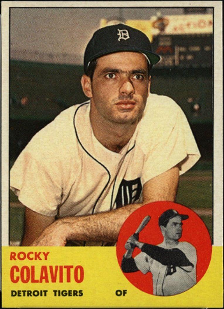 1963 Topps Baseball Baseball Cards Old Baseball Cards Baseball Card Values