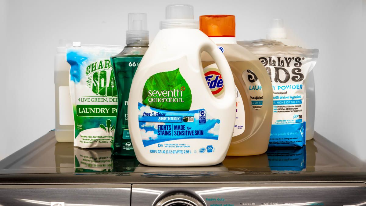 The Best Eco Friendly Laundry Detergents Of 2020 In 2020 Environmentally Friendly Laundry Detergent Eco Friendly Laundry Detergent Best Natural Laundry Detergent