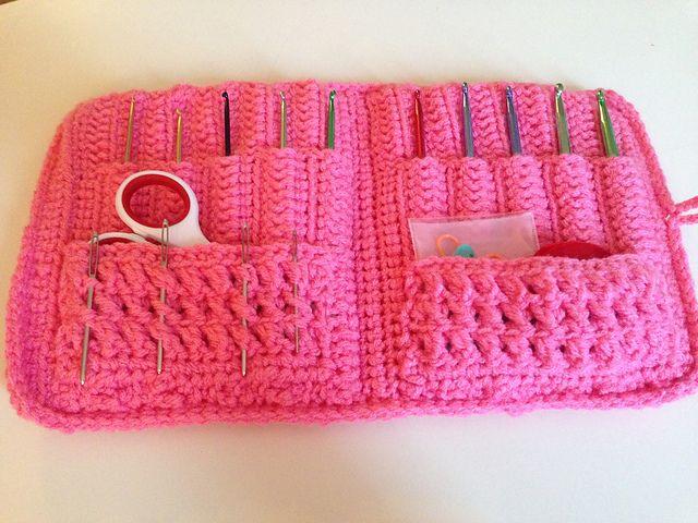 Ravelry: MissEmilyy's Aluminum Crochet Hook Case