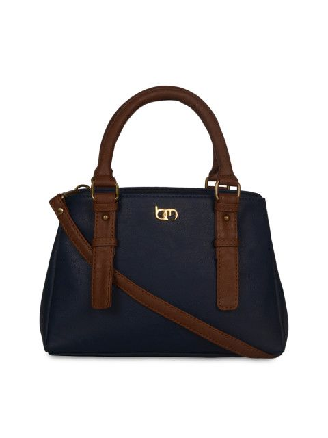 Bagsy Malone Blue Handbag Handbags For Women Myntra