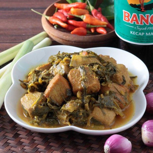 Tuna Woku Manis Manado Resep Ayam Resep Ayam