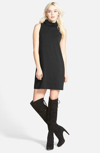 Leith A-Line Turtleneck Dress   Nordstrom   Fashion   Pinterest ... 567511df01