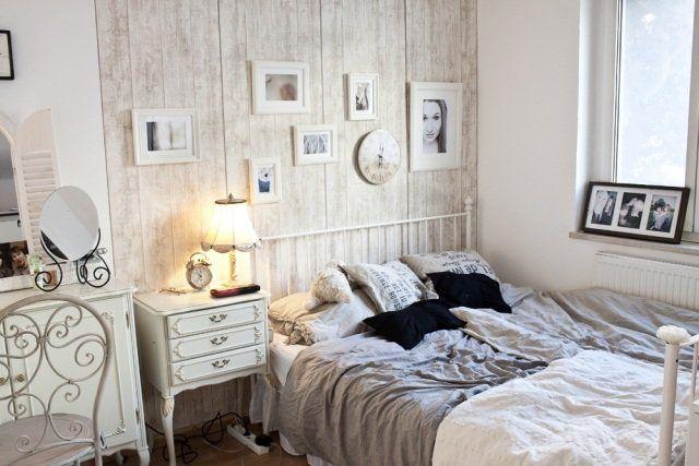 Papiers peints aspect bois et inspiration nature en 47 photos !
