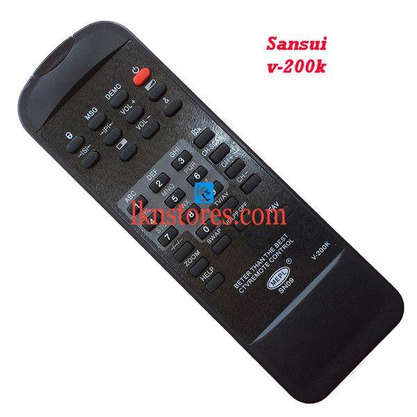 Chennai   SANSUI TV REMOTES   Remote