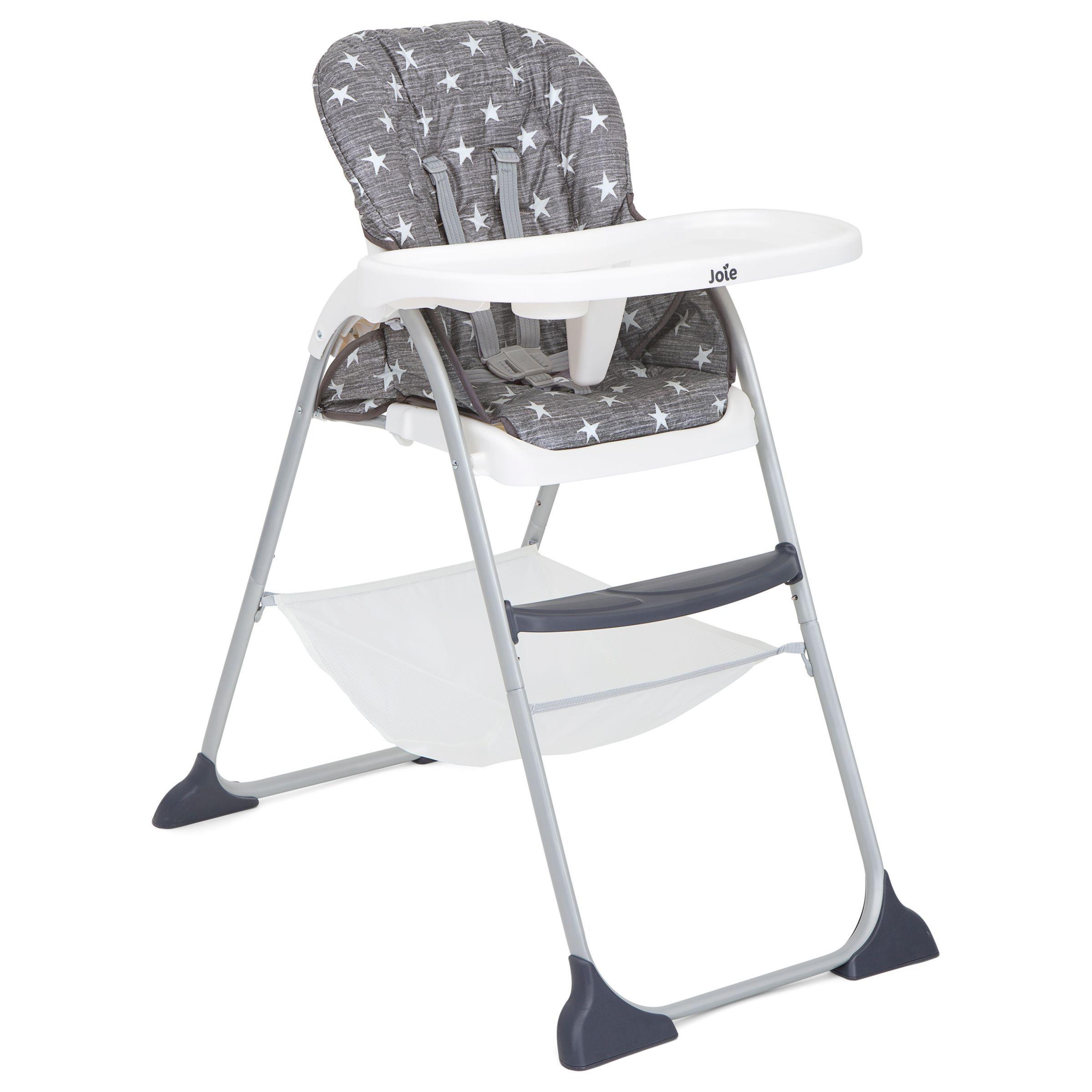 Joie Baby Mimzy Snacker Highchair, Twinkle Linen in 2020