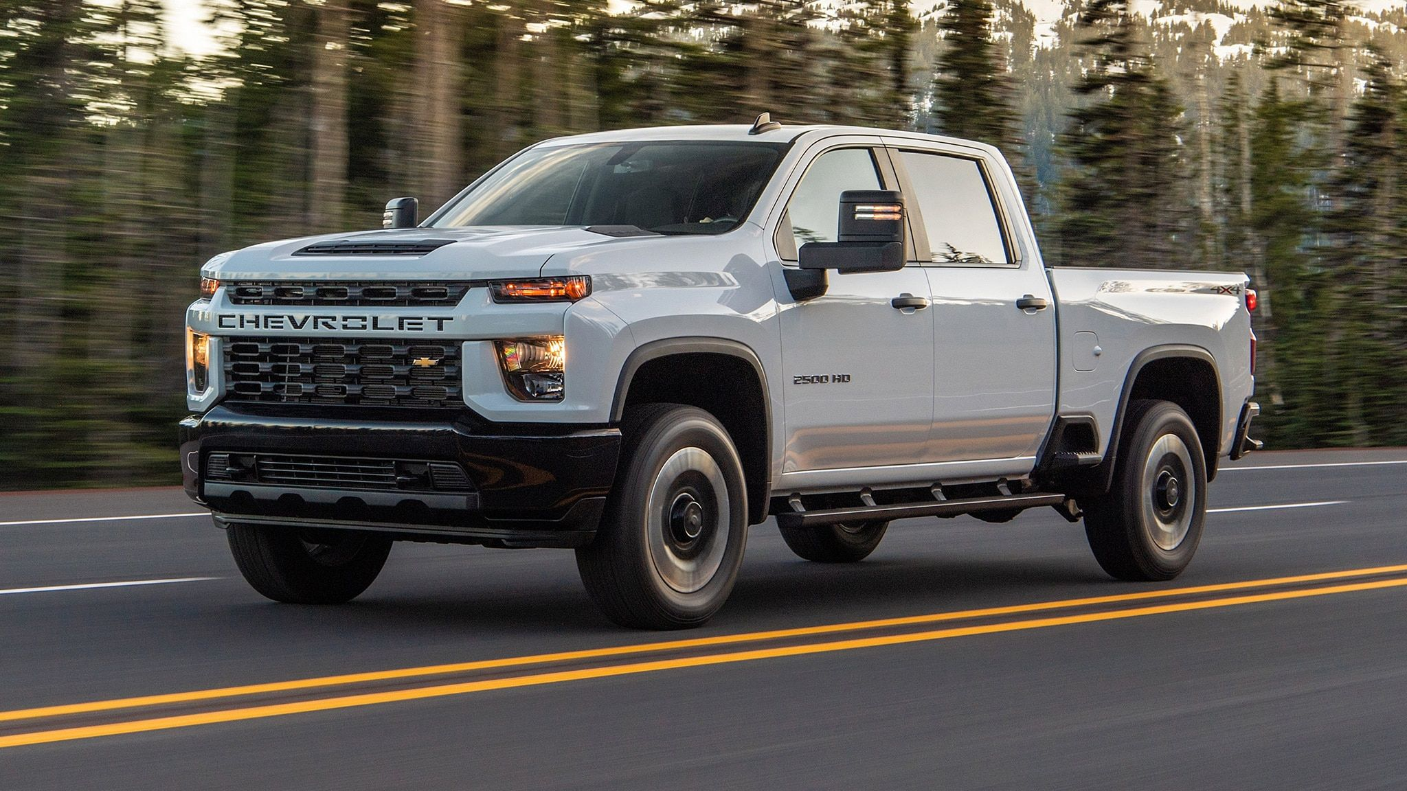 2021 Chevy Silverado Chassis Cab Engine Price Release Date