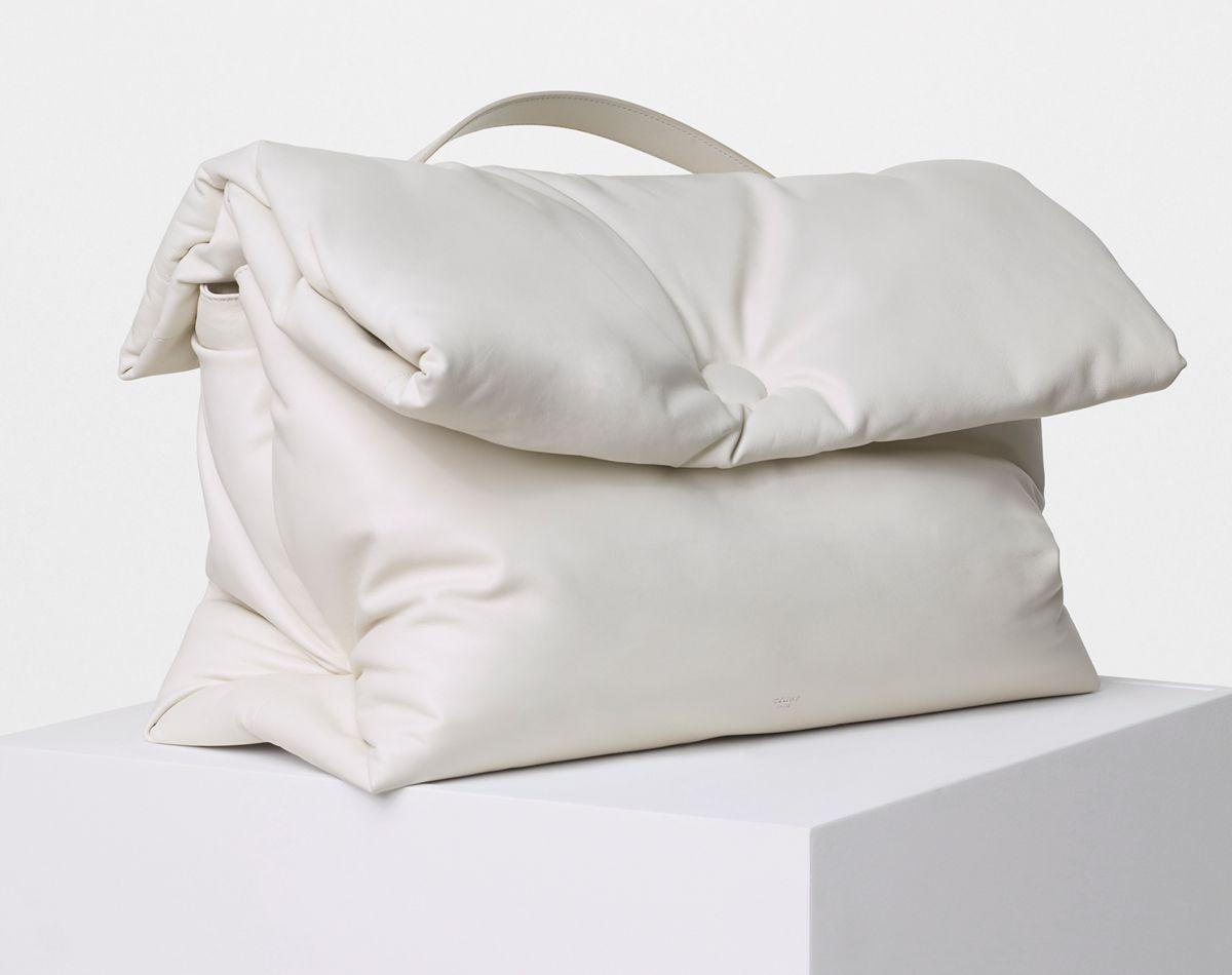 863ec346ff Céline S S16 Pillow Collection – BAGAHOLICBOY