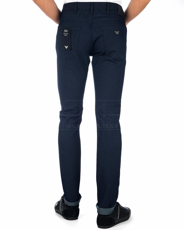 b76d9dbc63 Emporio Armani Jeans J06 - Navy Micro Polka Dots in 2019 | Armani ...