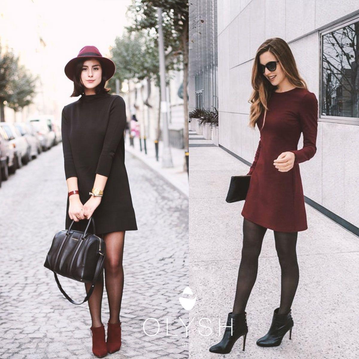 Outfit Casual De Otoño Tendencia