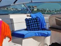Terry cloth seat covers | Boat seat covers, Pontoon boat seats