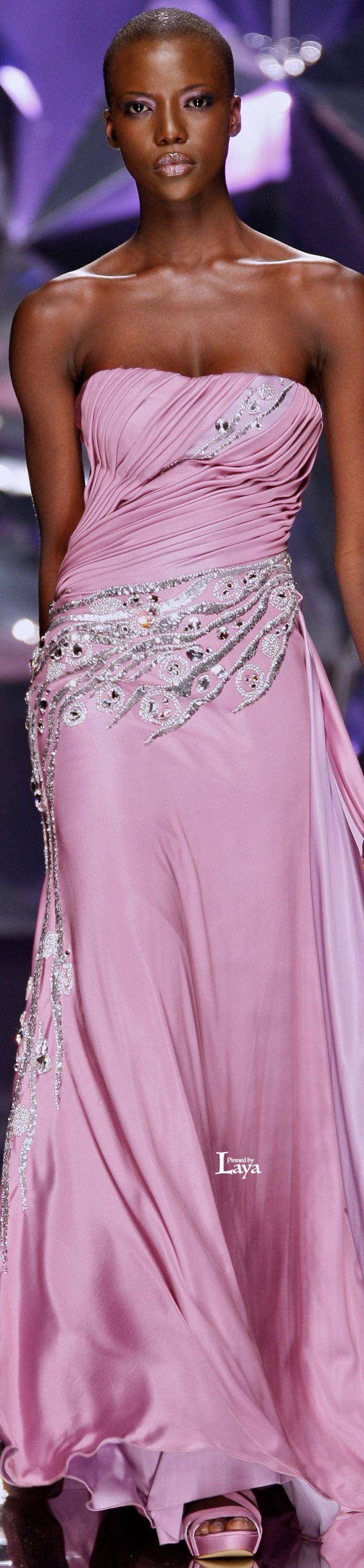 ♔LAYA♔ABED MAHFOUZ S/S 2009 COUTURE♔ | Alta Costura | Pinterest ...
