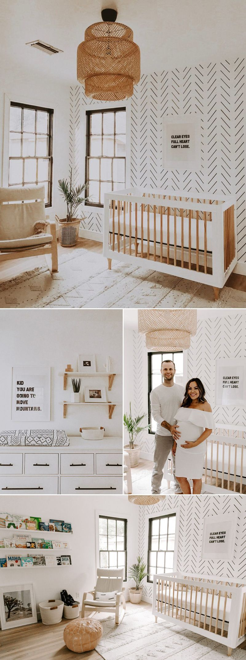 Amazing Nursery Decorating Ideas – Baby Room Design For Chic Parent Renovation