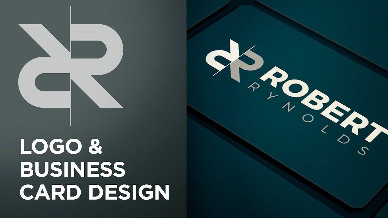 Logo And Business Card Design | Adobe Illustrator & Photoshop ...
