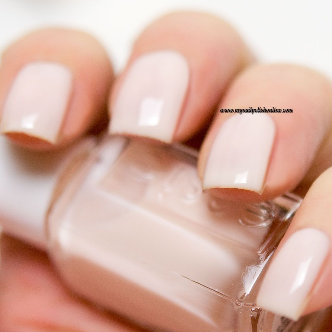 Essie - Birthday Suit | Nail polish online, Creative nails and War paint