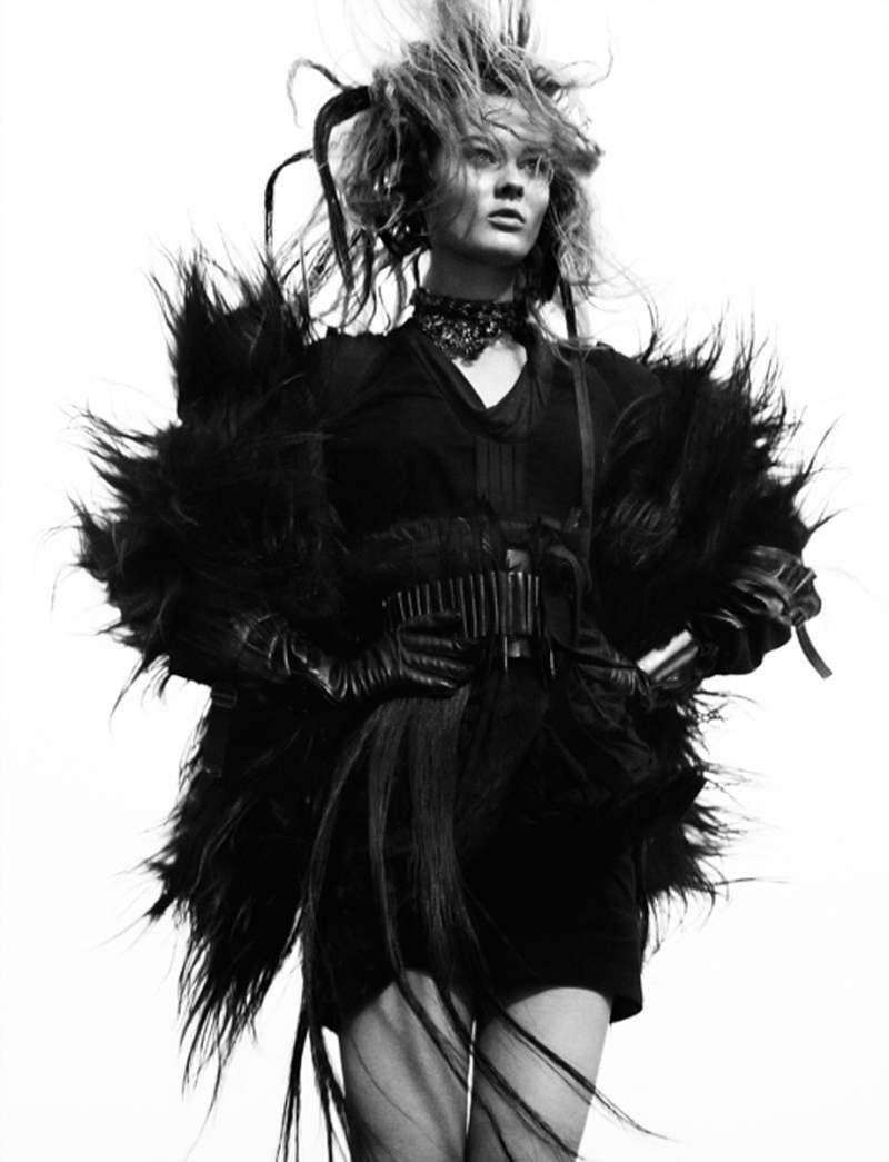 b16ba6790fe Jac Jagaciak by Greg Kadel  blackandwhite  fashion  editorial  black