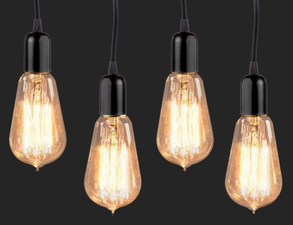 Britenway Vintage Edison Dimmable Bulbs Vintage Edison Bulbs Bulb Edison Bulb