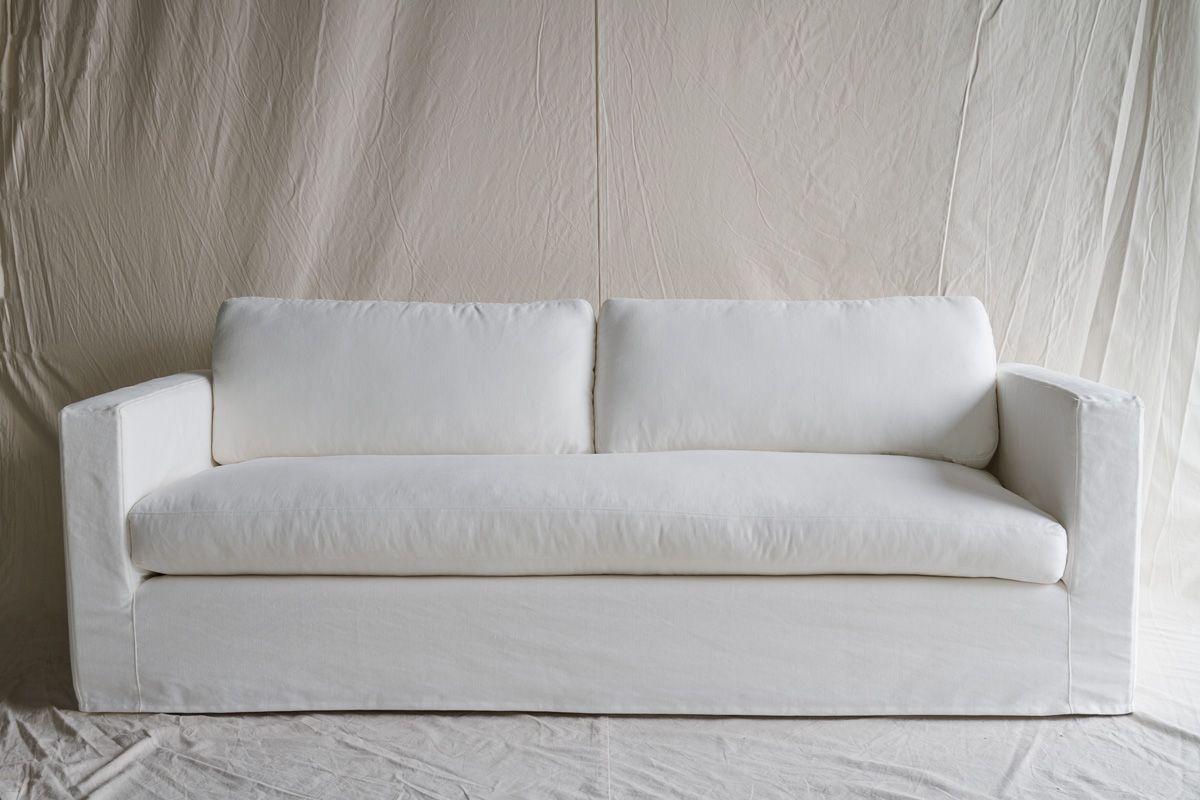 Recent Work Furniture Linen Sofa Ottoman Cushion
