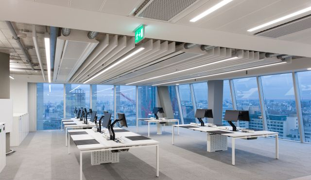 Led office lighting light for offices zumtobel office lighting pinterest office lighting operating cost and lights
