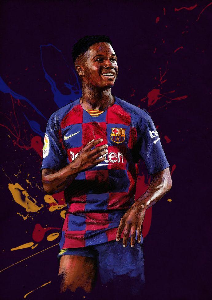 #Ansu Fati# #Barcelona##VĐQG TBN# #Laliga# | Bóng đá, Thể thao
