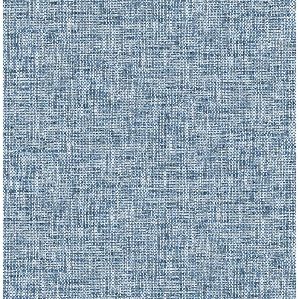 Wallpops Nuwallpaper By Brewster Nu2874 Navy Grassweave Peel Stick Wallpaper Blue Peel And Stick Wallpaper Nuwallpaper Stick On Wallpaper