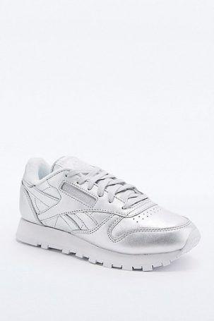 sports shoes 05b27 65f0d Reebok Classic – Sneaker in Silber – Damen 34   Sneakerliebe ...