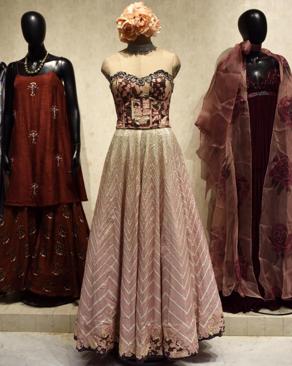 The Lakme Fashion Week S Collection At Pernia S Pop Up Studio Lakme Fashion Week Clothes For Women Fashion