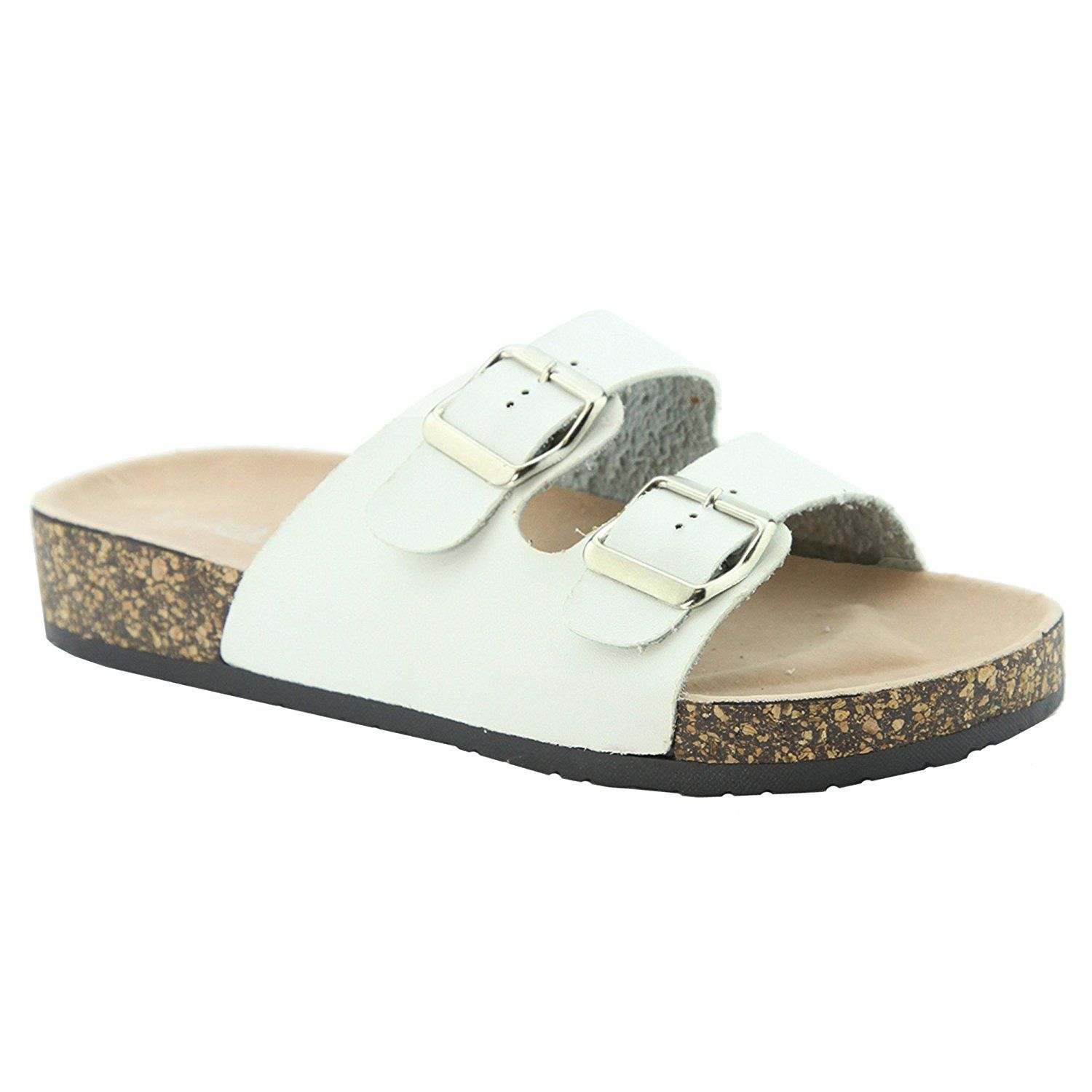 349cae659fc New Women Casual Buckle Straps Sandals Thong Flip Flop Platform Footbed  Shoes 8.5 US -- Visit the image link more details.