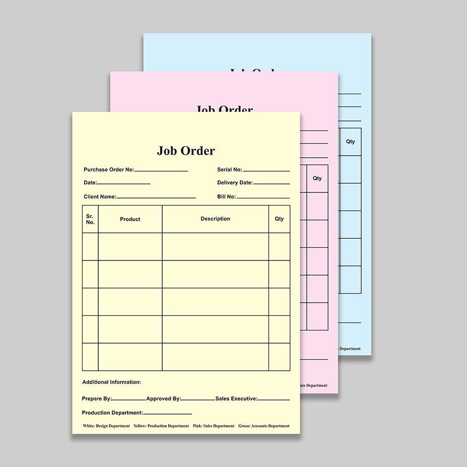 Ncr Form Printing Pakistan Cheap Carbonless Invoice Pad Book Online Theprintfun Offers Best Quality Custom Car Personalized Stationery Online Printing Prints