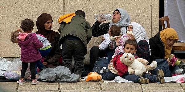 Más de 500.000 migrantes han llegado este año a Europa buscando refugio. Hoy se reunirán los líderes de la UE para buscar dar más ayuda a los refugiados en Turquía.