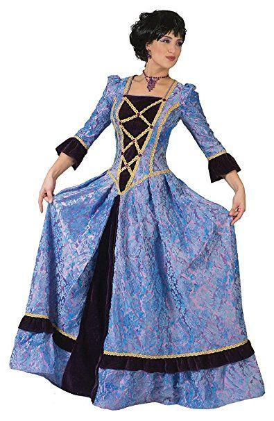 Barock Gräfin Kostüm Caroline Gr. 40 42 - Historisches Rokoko Damen ...