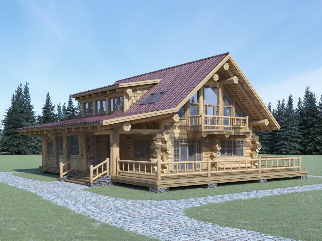 Блог о деревянных рубленых домах, срубах, плотницком ...