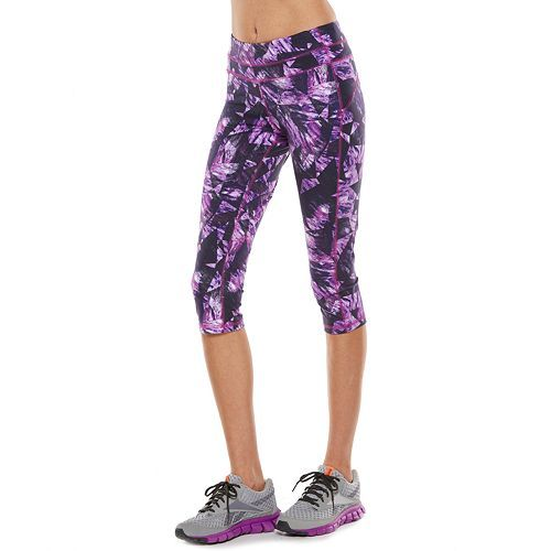 97ce58e97f Tek Gear® Core Lifestyle Capri Yoga Leggings - Women's #MakeYourMove