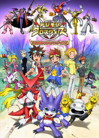 Risultati immagini per Digimon  Xros Wars GUmdramon DVD