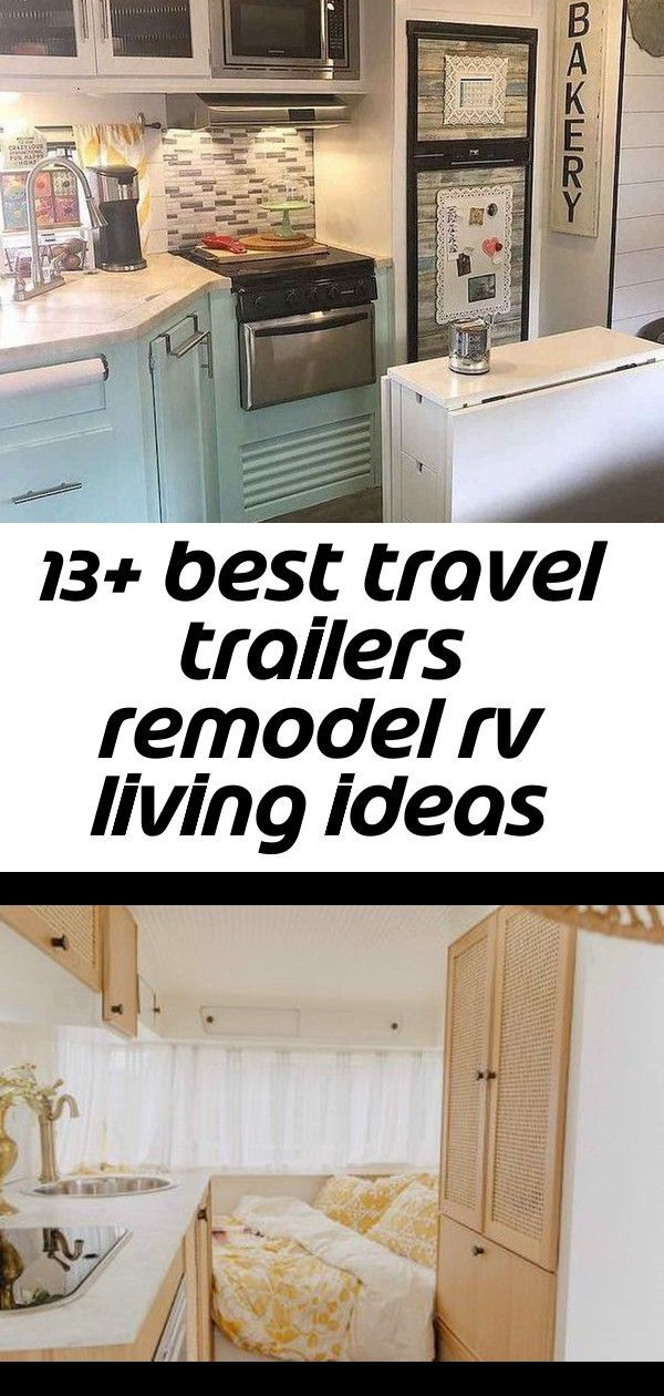13+ Best Travel Trailers Remodel Rv Living Ideas - lmolnar Creating a buzz: The Bumblebee caravan r