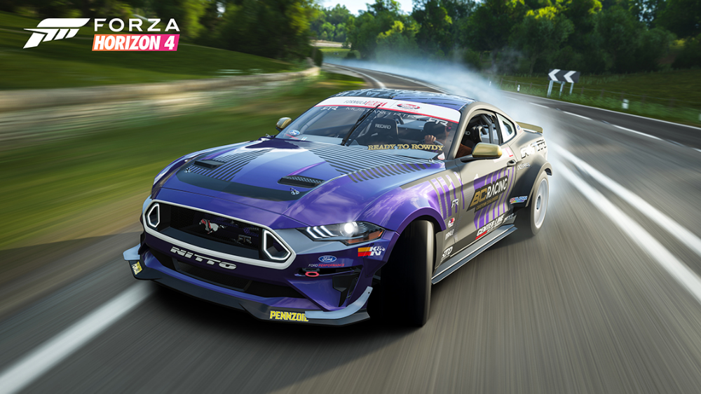 Forza Motorsport Forza Horizon 4 Series 7 Update (With