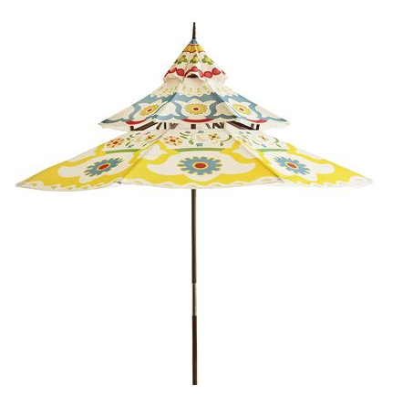 Pagoda Umbrella   Kaeden :: This Would Be So Cute With Our Patio Set For  The Backyard.